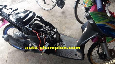 Alarm Motor Mio J Panduan Pemasangan Langsung yamaha mio j tidak hidup