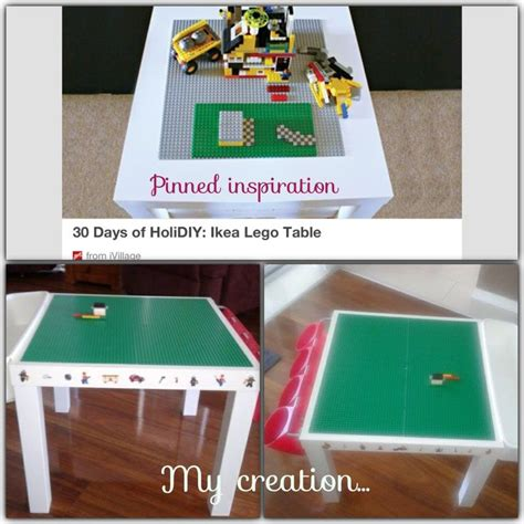 lego table diy ikea ikea hack lego table my ikea playbook