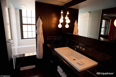 Bathroom Vanities New York City Where The Stay For New York Fashion Week And What It