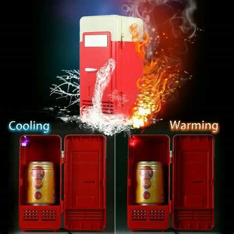 Kulkas Untuk Minuman Dingin kulkas mini usb nikmati minuman panas dingin sesukamu