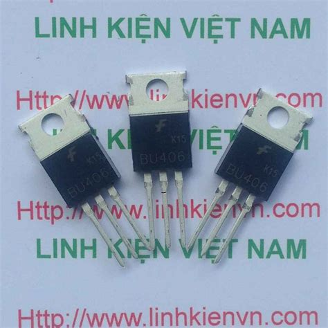 mua transistor bc547 transistor bu406 to220 npn transistor bu406 to220 d 249 ng cho đầu phun sương si 234 u 226 m b7h3