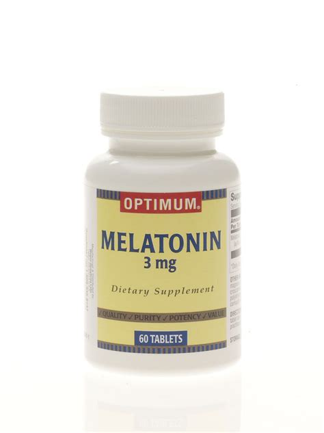 5 Htp For Opiate Detox by Image Gallery Melatonin Otc