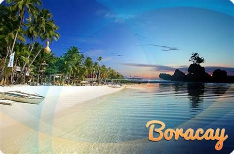 boracay adventure  airfare accommodation