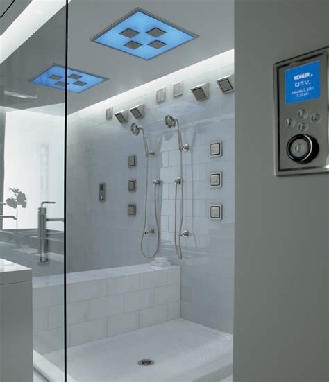 Kohler Showers luxury showers with kohler