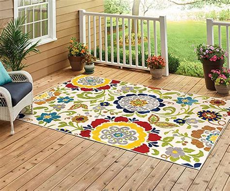 Outdoor Patio Rugs Walmart Outdoor Rugs We From Walmart
