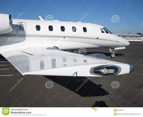 exec jet executive jet aircraft royalty free stock image image 9678316