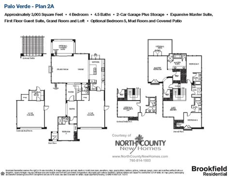 costa verde village floor plans verde village floor plans floor plan 2a palo verde