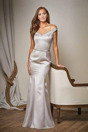 marquis off the shoulder dress l204011 long off the shoulder marquis satin bridesmaid dress