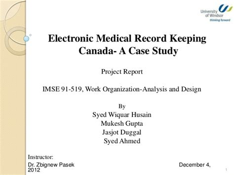 Records In Canada Electronic Records In Canada Work Org