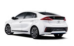 Hyundai In 2017 Hyundai Ioniq Leaked