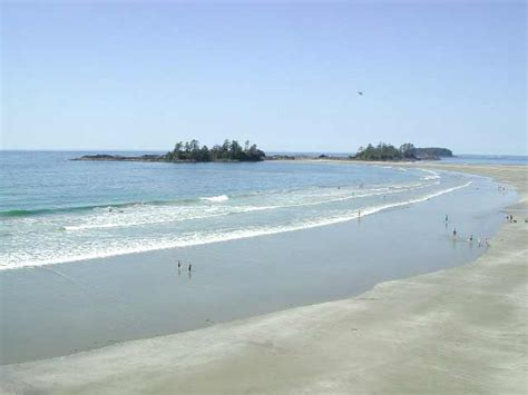 Tofino, BC, Pacific Rim National Park, Surf Beach, Hot Springs
