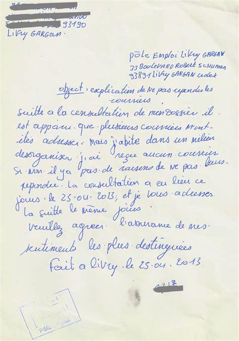 Lettre De Non Presentation Rdv Pole Emploi Cnr En Midi Pyr 233 N 233 Es Et Ailleurs Livre Quot Cher P 244 Le