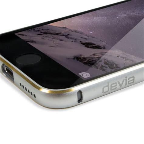Dijamin Iphone 6 Aluminium Bumper Silver iphone 6 aluminium bumper silver mobilefun india