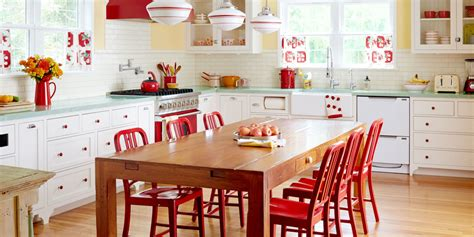 Vintage Kitchen Design Ideas Retro Kitchen Kitchen Decor Ideas