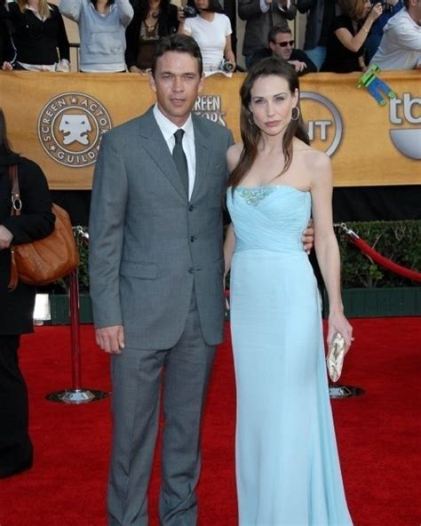 claire forlani and family dougray scott