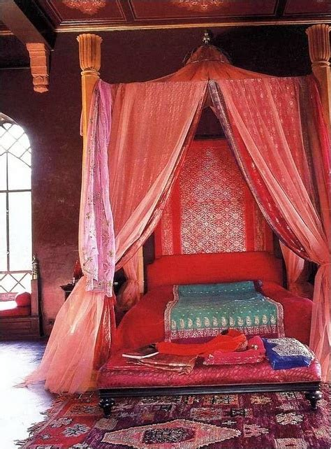 moroccan style curtains 66 mysterious moroccan bedroom designs digsdigs