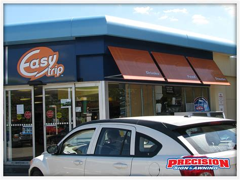precision sign and awning top quality commercial awnings precision sign awning