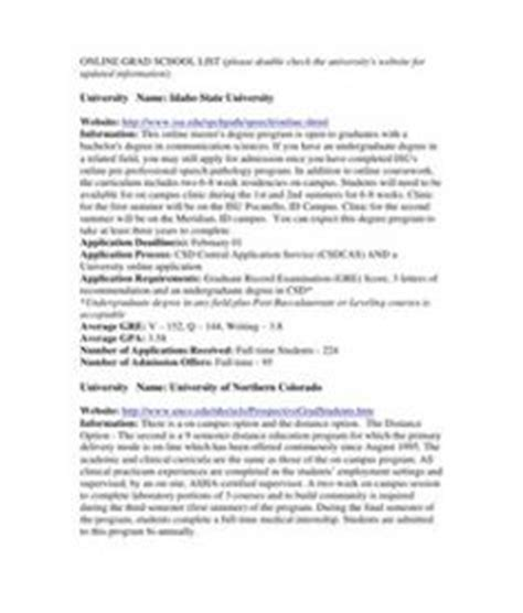 Letter Of Intent Exles For Speech Pathology 1000 Images About Slp Grad School On Graduate School Personal Statements And