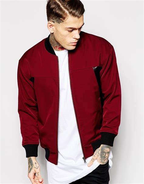 mens bomber jacket outdoor jacket