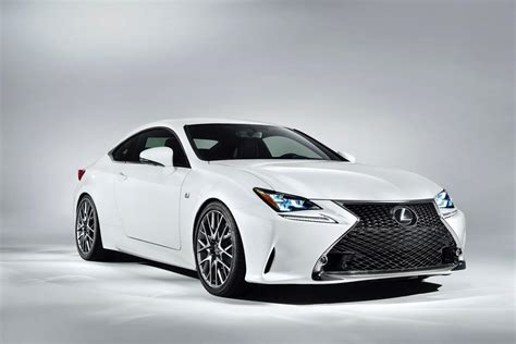 Recent Rc 350 lexus rc 350 f sport revealed gets rear wheel steering