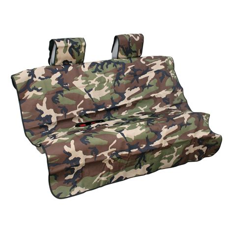 aries seat defender camo aries seat defender rear bench seat 1 pack camoflage
