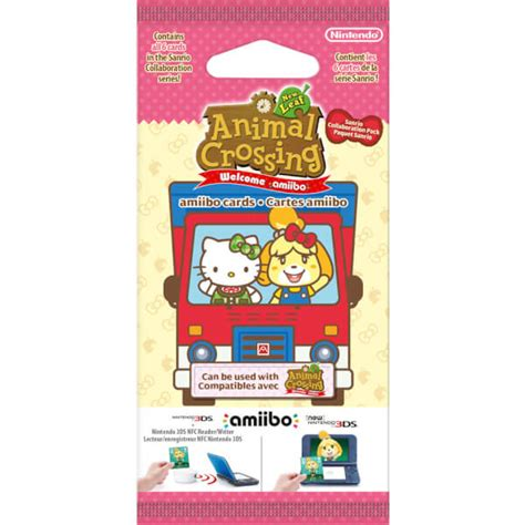 Mario Wall Stickers Uk animal crossing new leaf sanrio amiibo cards pack