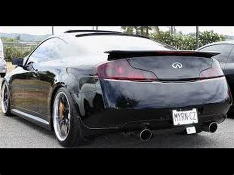 best exhaust for infiniti g35 coupe best infiniti g35 exhaust sounds