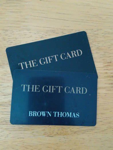 Brown Thomas Gift Card - brown thomas gift cards for sale in skerries dublin from dipso