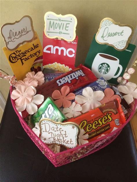 25  best ideas about Date night basket on Pinterest