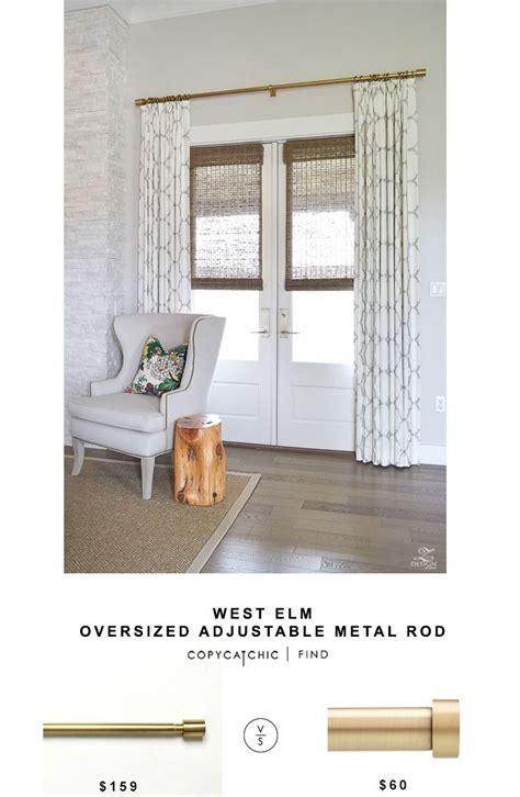 west elm curtain rods 25 best west elm curtains ideas on pinterest white