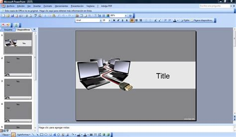 computer template for powerpoint computer powerpoint templates