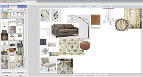 how to create a interior design mood board best