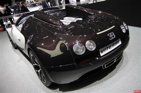 Bugatti Veyron 0 100 Speciale Salone Di Ginevra 2014 Lo Stand Bugatti 0 100