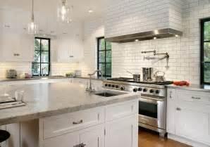 tiled kitchen subway tiled kitchen hood transitional kitchen