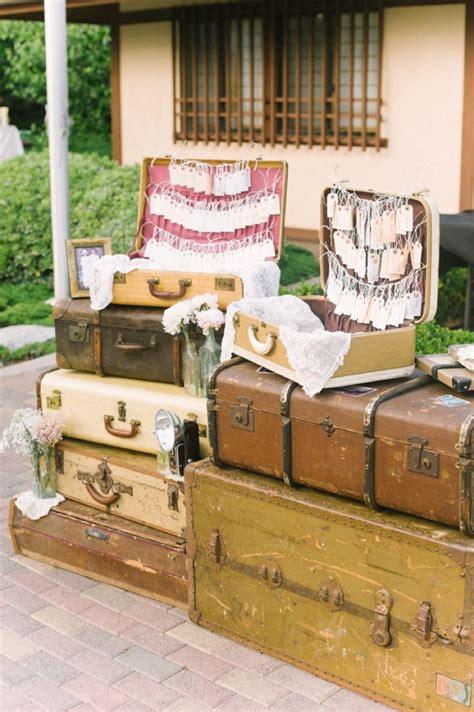 Wedding Travel by Plan De Table Vintage Mariage Vintage