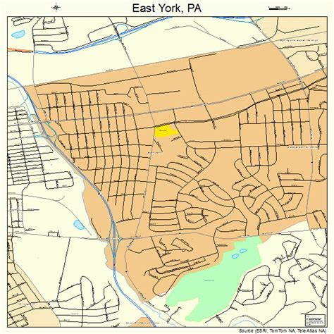 York Pa Map Related Keywords   York Pa Map Long Tail Keywords KeywordsKing
