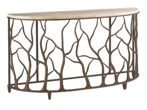 tommy bahama sofa table cypress point bannister garden console table lexington