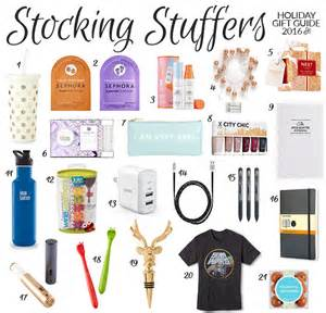 best stocking stuffers 2016 holiday gift guide 2016 stocking stuffers pretty neat