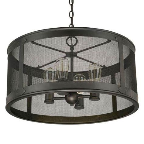 drum lighting fixture capital lighting fixture company bronze four