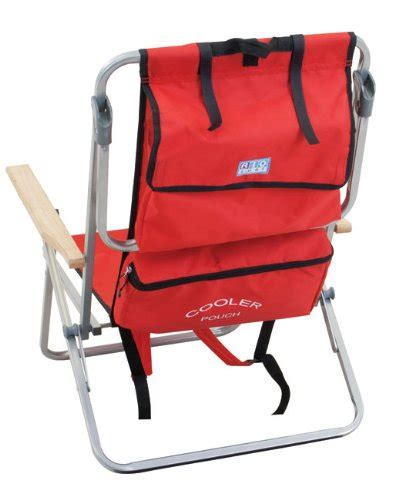 Back Pack Chairs by Brands Gear 5 Position Steel Backpack Chair With Cooler