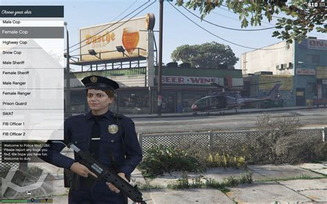 mod gta 5 cop police mod grand theft auto v mods gamewatcher