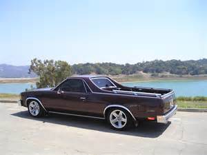 1981 1981 chevrolet el camino specs photos modification