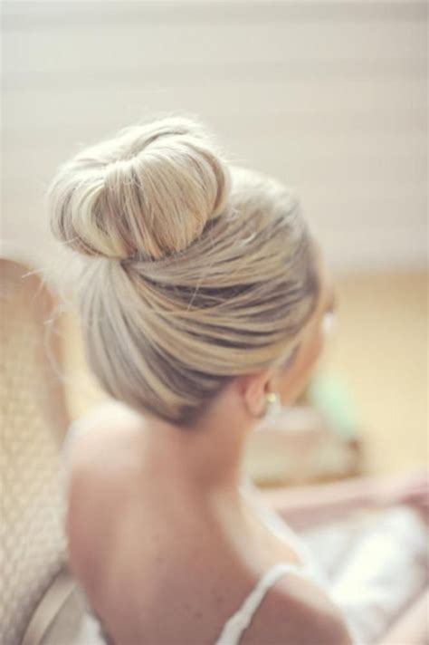 how to make a high bun with a bang 301 moved permanently