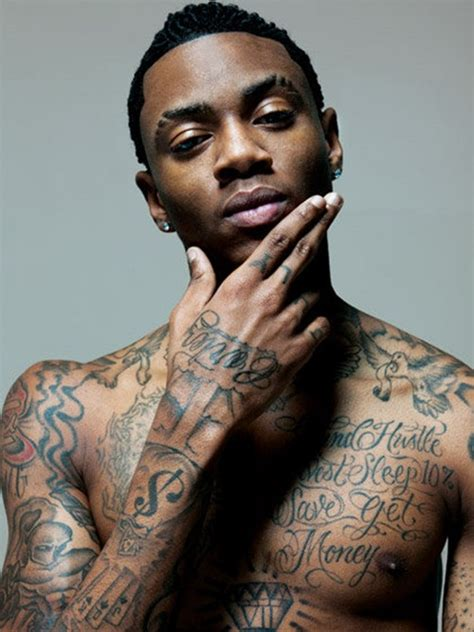 soulja boy face tattoos soulja boy tattoos psdreview