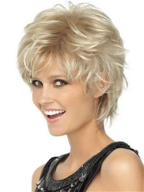 pictures of short spikey shag short shag lightweight spiky cut hair styles i pinterest