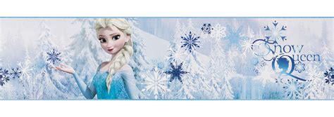 Elsa Wallpaper Border