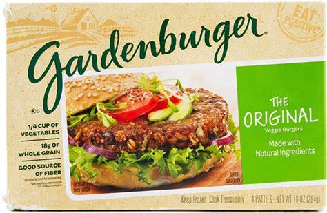 Garden Burger Taste Test The Best Frozen Veggie Burgers