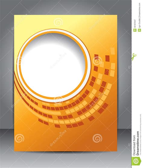 background brochure templates brochure design stock illustration image of layout