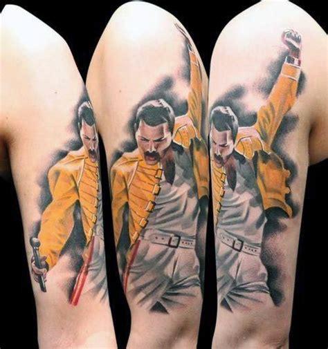 tattoo queen rock 40 freddie mercury tattoo designs for men queen ink ideas