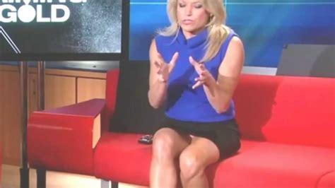 jennifer westhoven short skirt and hot legs on cnn tv susan hendricks zoom scene youtube